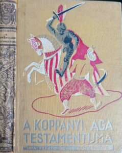 Fekete István - A koppányi aga testamentuma 1937