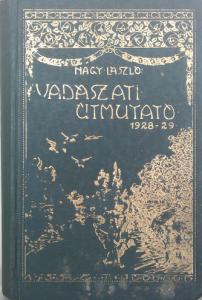 vadászati útmutató 1928