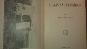 damaszkin arzén