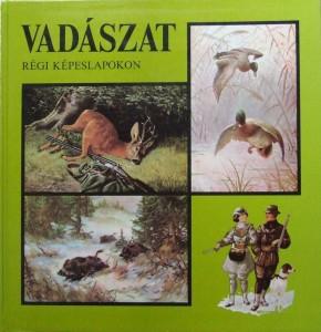 vadászat régi képeslapokon