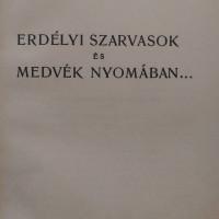 thurn rumbach istván erdélyi szarvasok nyomában