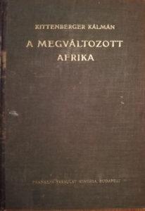 kittenberger kálmán megváltozott afrik
