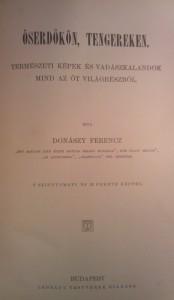 donászí ferenc könyve
