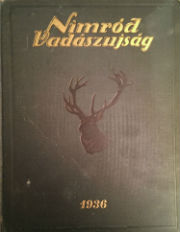 nimród vadászújság 1936_k