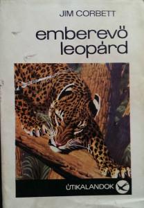 jim corbett emberevő leopárd