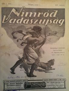 nimród vadászlap 1926 (2)
