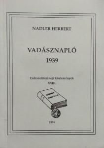nadler napló 1939