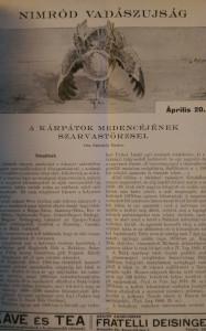 kitternberger nimród 1939