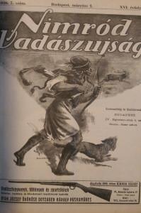 nimród 1928ból