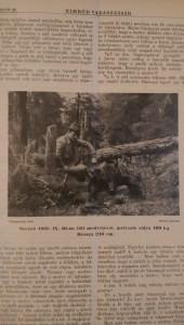 nimród 1937 vadászlap