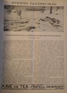 nimród 1939 évfolyam