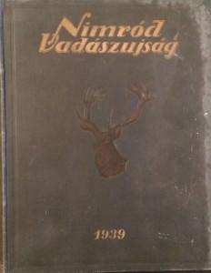 nimród 1939