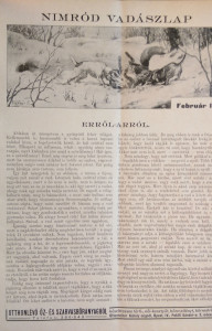nimród 1941ből