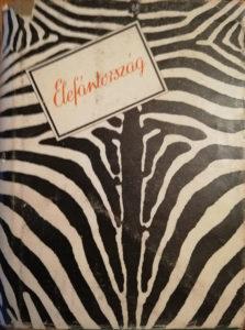 széchenyi zsigmond elefántország 1944