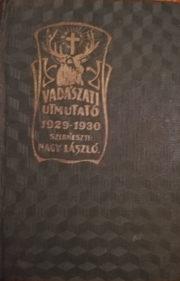 vadászati 1929 útmutató