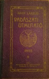vadászati útmutató 1923