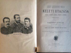 Kreitner Gusztáv - Gróf Széchenyi Béla keleti utazása