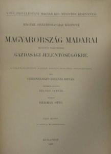 Magyarország madarai chernel