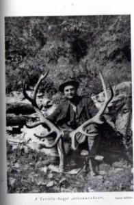 Thurn Rumbach István - Erdélyi szarvasok és medvék nyomában