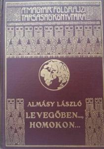 Almásy László – Levegőben homokon