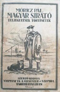 Móricz Pál - Magyar sirató regi kiadas