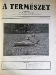 A Természet 1932